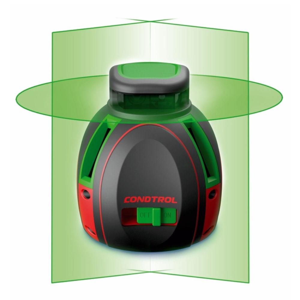 Лазерный уровень Condtrol UniX 360 Green Pro 1-2-136