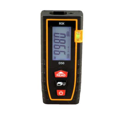 Лазерный дальномер RGK D50 4610011871825