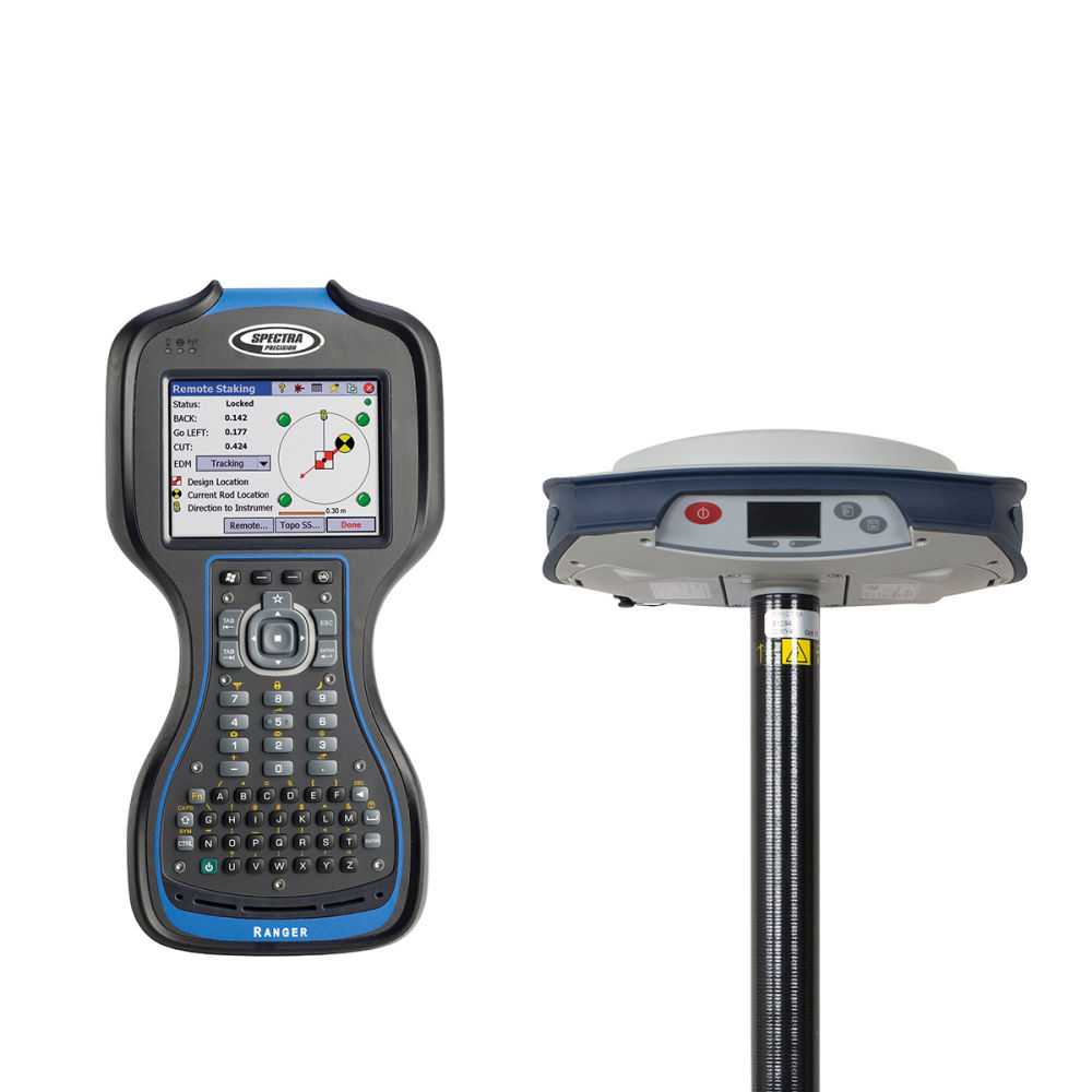 RTK-ровер Spectra SP80 GSM, Ranger L, ПО Survey Office SP80 + 3L
