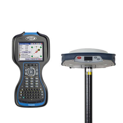 RTK-ровер Spectra SP80 GSM, Ranger L, ПО Survey Office