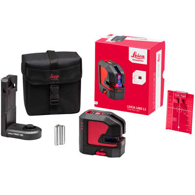 Построитель плоскостей Leica Lino L2s-1 848435