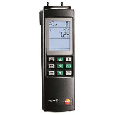 Манометр Testo 521-2 с поверкой 0560 5211П
