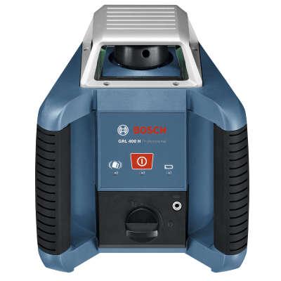 Ротационный лазерный нивелир Bosch GRL 400 H SET Professional (0601061800)