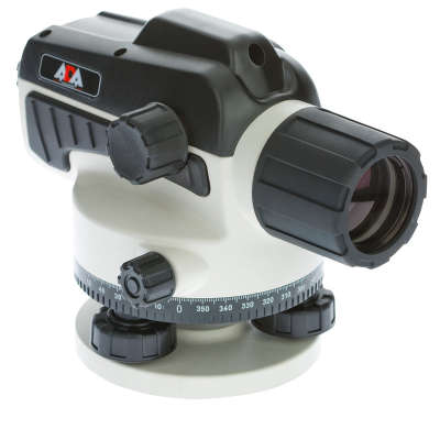 Оптический нивелир ADA Ruber 32 + Staff 3 + Light S (А00121_К)