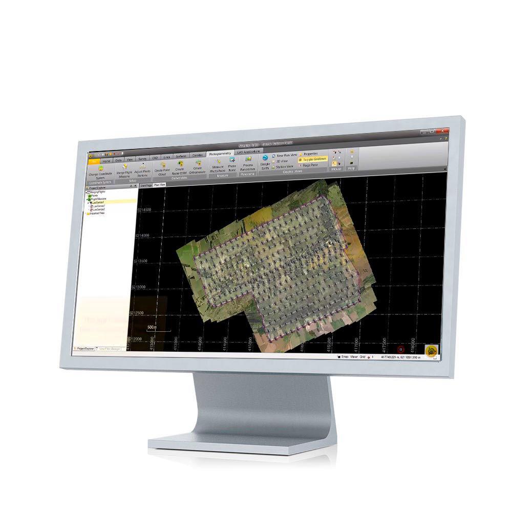 Дополнительный модуль Trimble TBC - Aerial Photogrammetry 63616-00