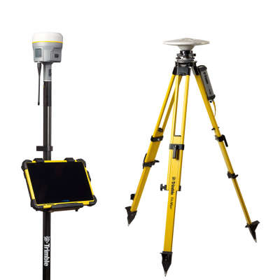 RTK-ровер + база Trimble R10-2 LT (LTE/UHF),  T10 Tablet + R9s Base-Rover