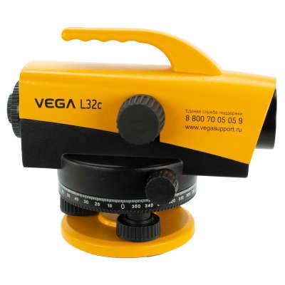 Оптический нивелир Vega L32C с поверкой 1217001003