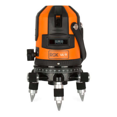 Лазерный уровень RGK UL-11 MAX 4610011870880
