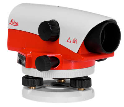 Оптический нивелир Leica NA724 с поверкой 641983