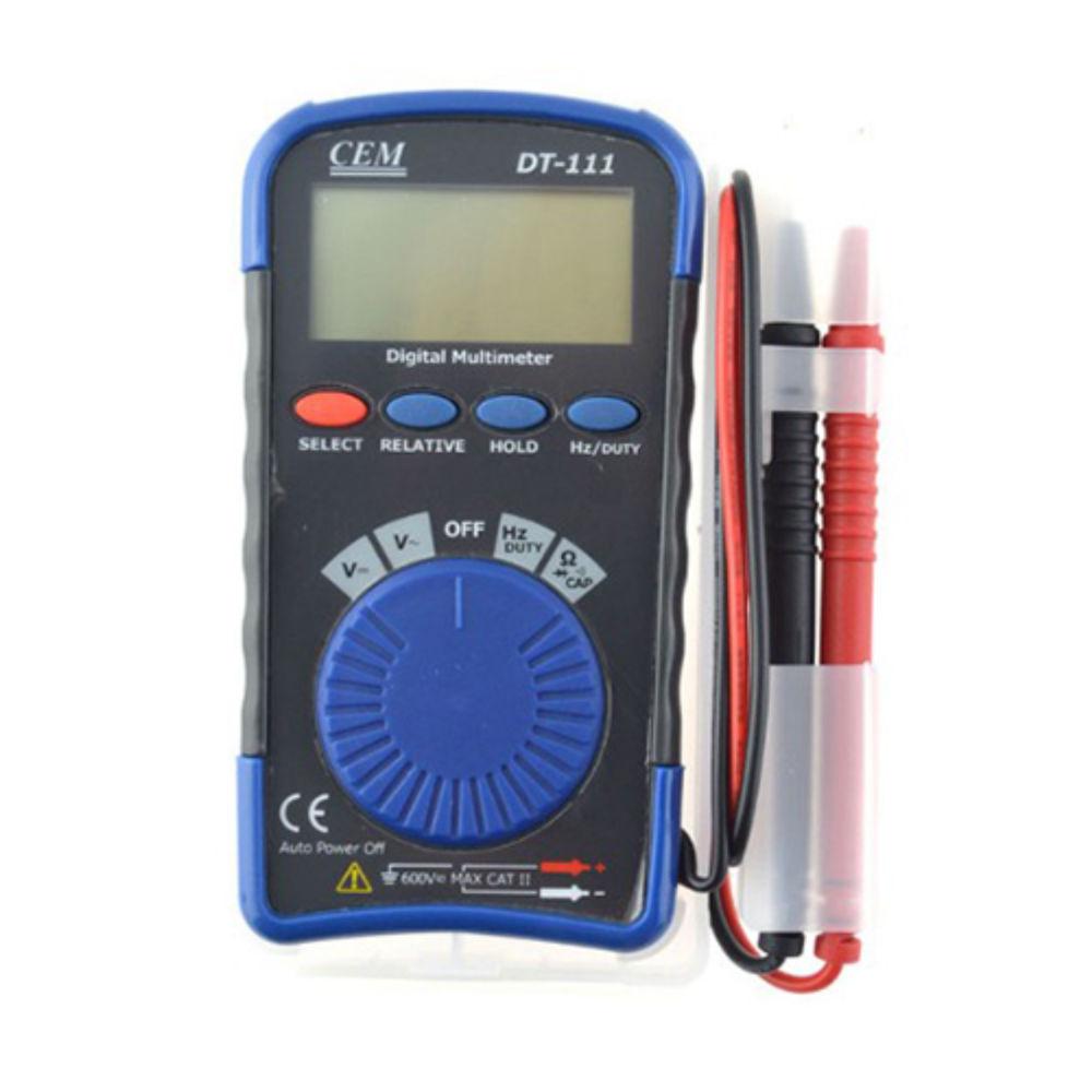 Мультиметр CEM DT-111 481 622
