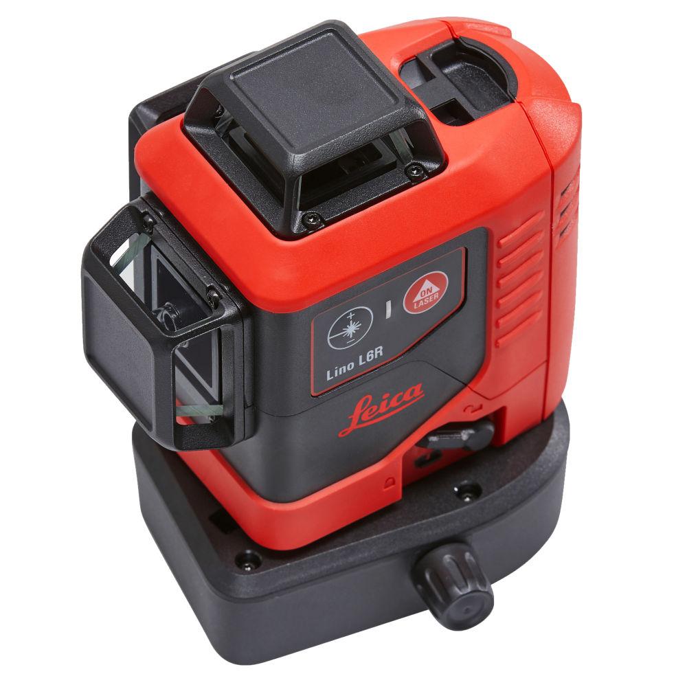 Лазерный уровень Leica Lino L6Rs 918976
