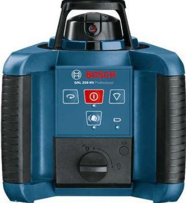 Ротационный нивелир Bosch GRL 250 HV SET Professional 0601061600