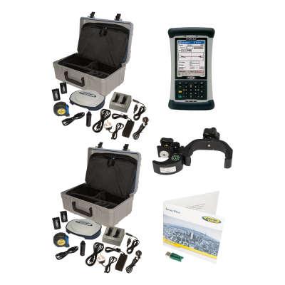 RTK-комплект Spectra Precision SP80 +Nomad +SPSO