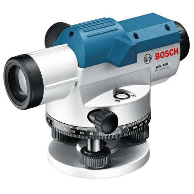 Оптический нивелир Bosch GOL 32D с калибровкой (0601068500)