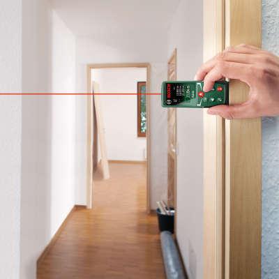 Лазерный дальномер Bosch PLR 25 New (0603672521)
