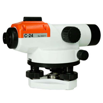 Оптический нивелир RGK C-24 + поверка 4610011870316