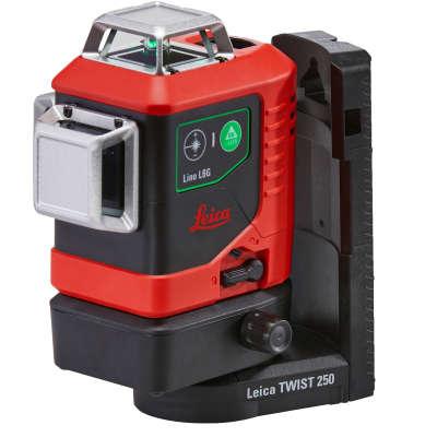 Лазерный уровень Leica Lino L6G с креплением Twist 250