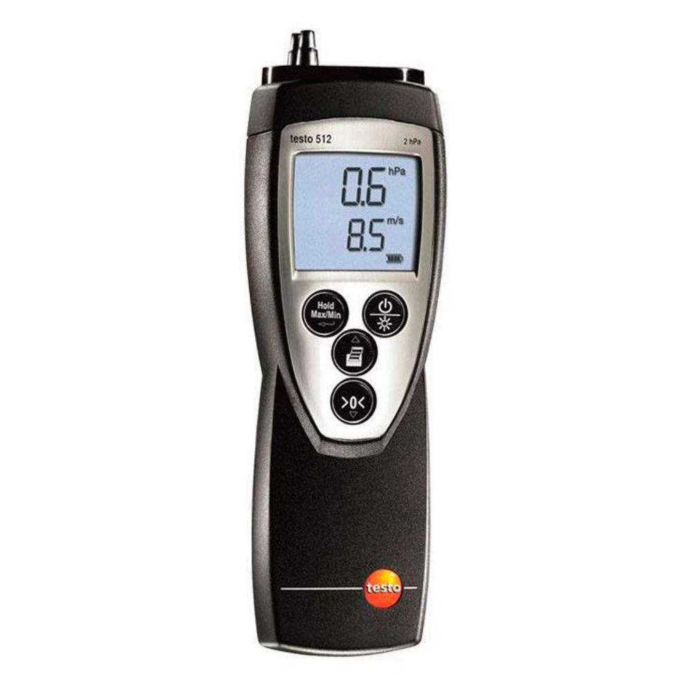 Манометр Testo 512  (0...2000 гПа) 0560 5129
