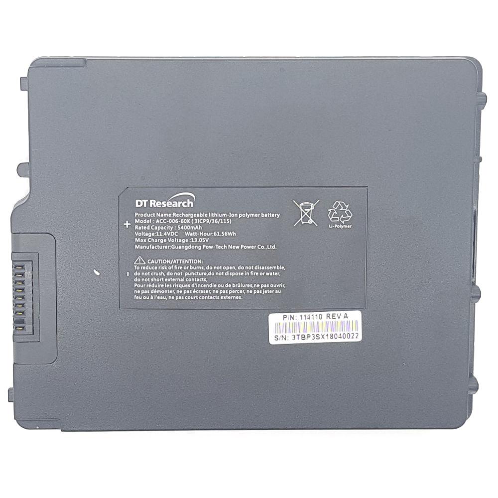 Аккумулятор для Trimble T10  114111