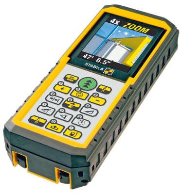 Лазерный дальномер STABILA LD500