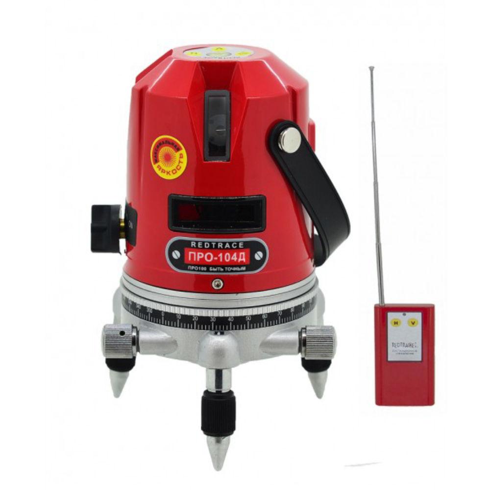 Лазерный уровень Redtrace ПРО-104Д 100260