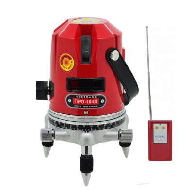 Лазерный уровень Redtrace ПРО-104Д (100260)