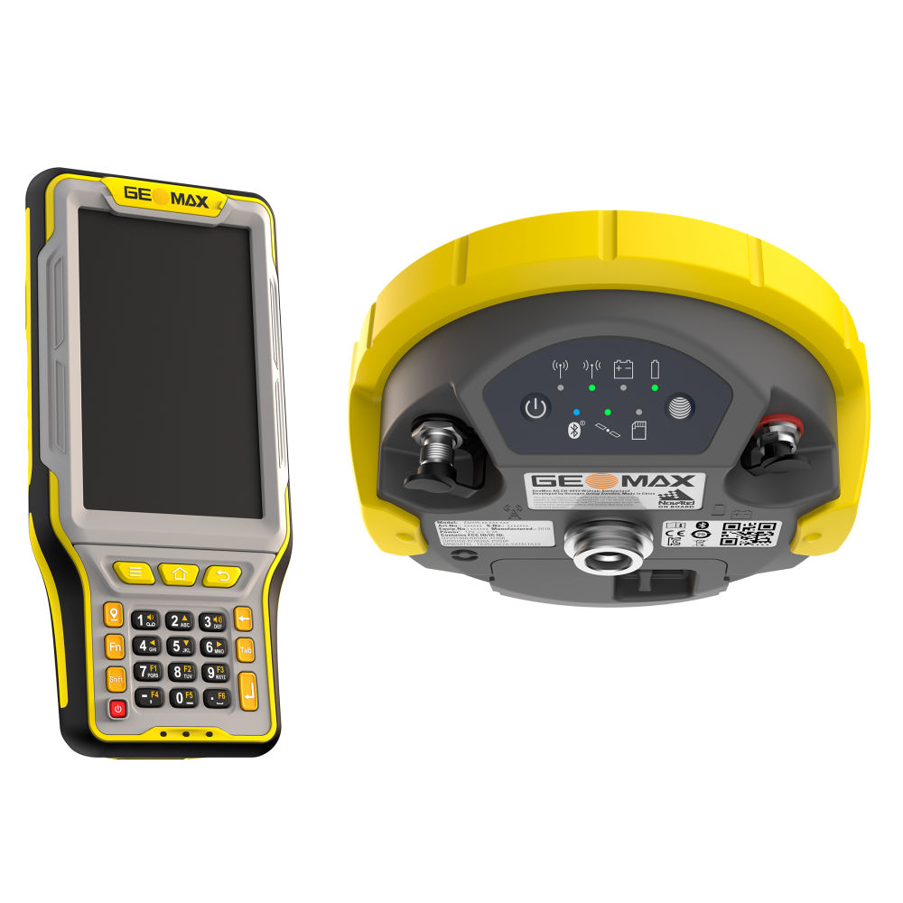 RTK-ровер GeoMax Zenith40 GSM + Zenius X + xPad Ultimate 6013623_1
