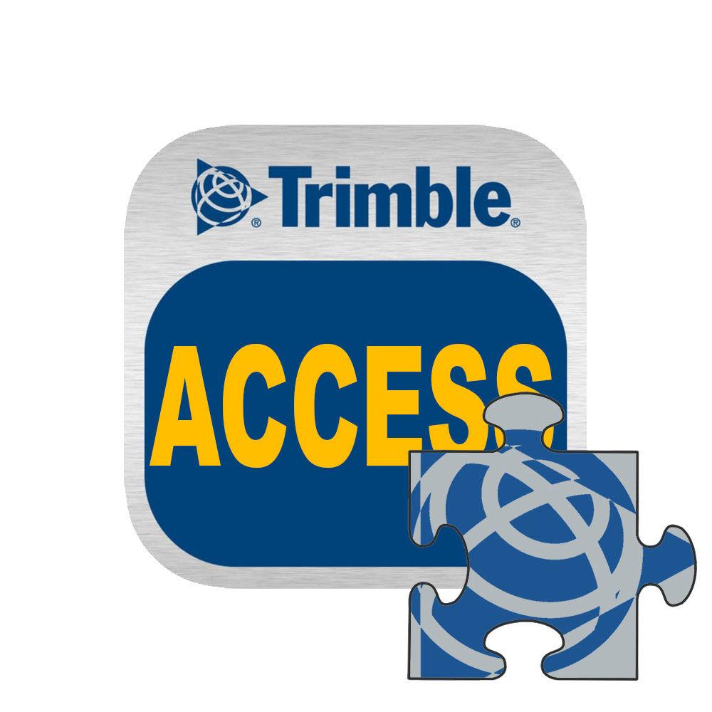 Модуль Trimble Access Pipelines SA-PIPELINES-P