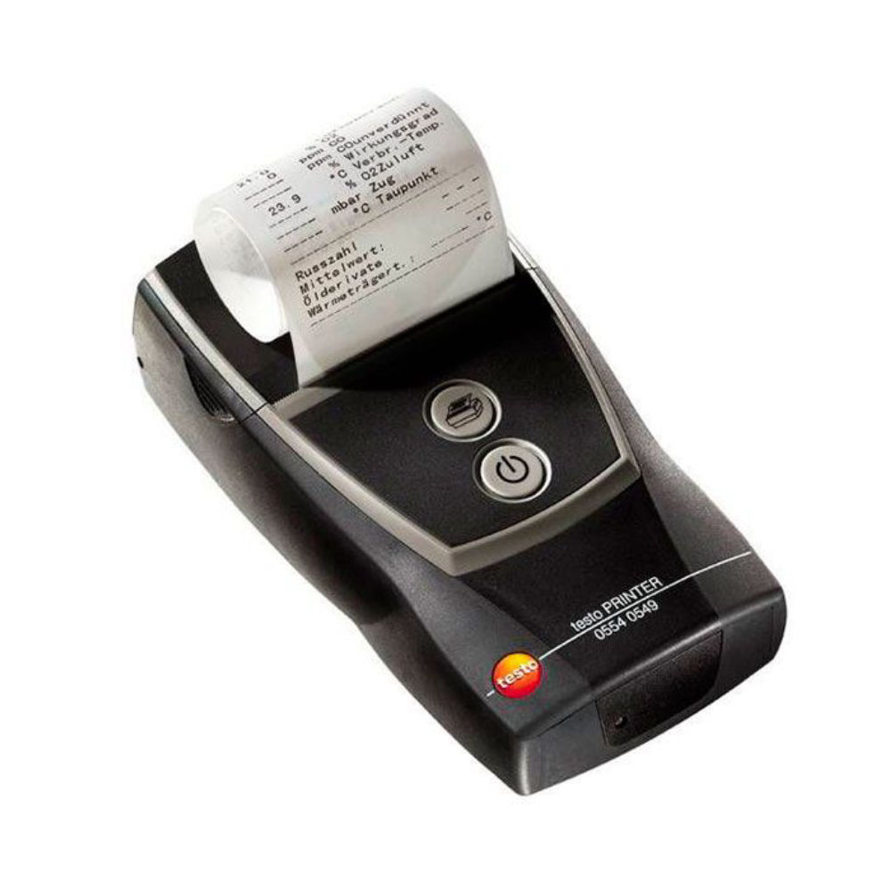 ИК-Принтер Testo 0554 0549 0554 0549