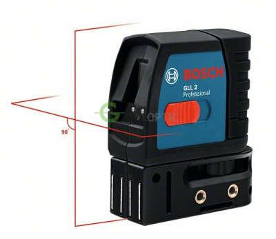 Лазерный уровень Bosch GLL 2 0.601.063.700