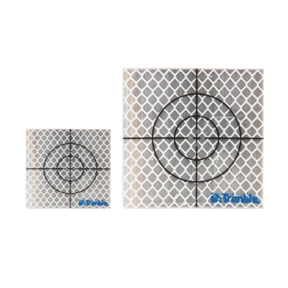 Отражатель пленочный Trimble (1шт. 25*25 и 1шт. 60*60 мм с отметками) 57012007