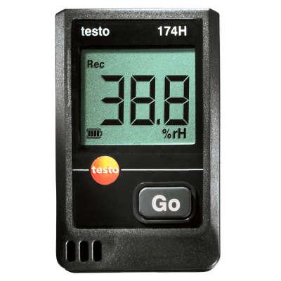 Логгер Testo 174 H с USB интерфейсом с поверкой 0572 0566П