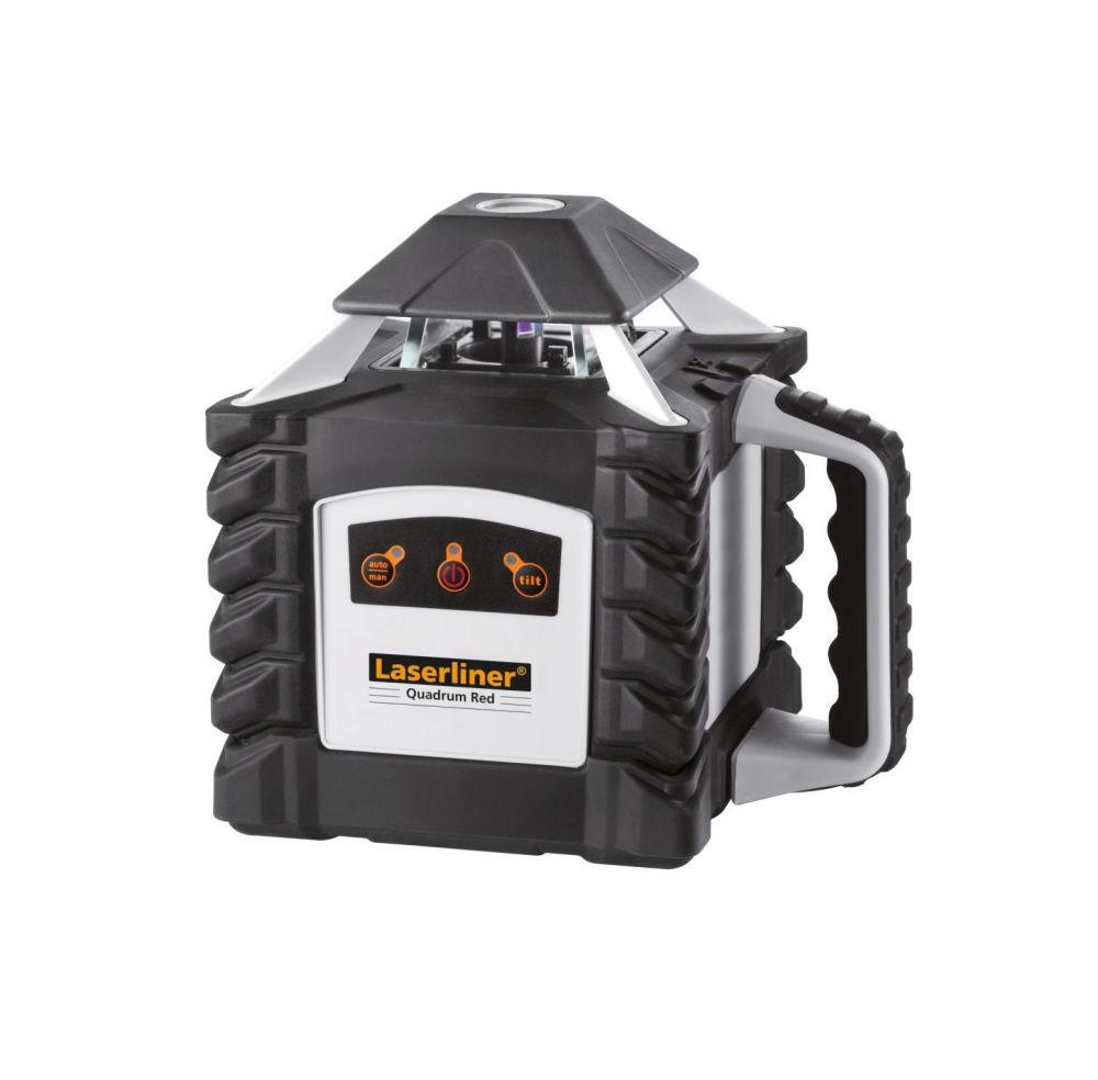 Ротационный лазерный нивелир Laserliner Quadrum 400 Pro S 053.00.10A