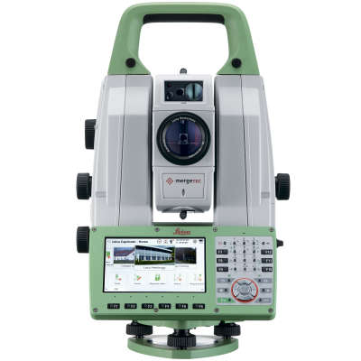 "Сканирующий тахеометр Leica MS60 (1"") (822431)"