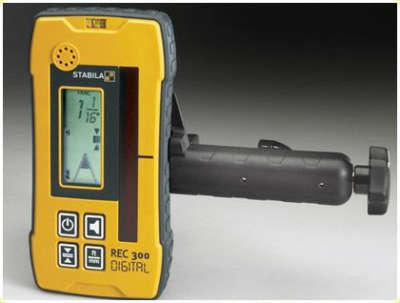 Приемник лазерного луча STABILA REC300 Digital 16957