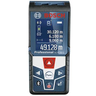 Лазерный дальномер Bosch GLM 50C Professional (0.601.072.C00)