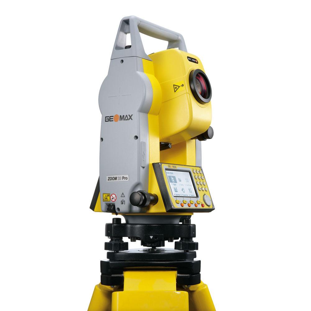 """Тахеометр GeoMax Zoom20 Pro (7"""") A2 600626"""
