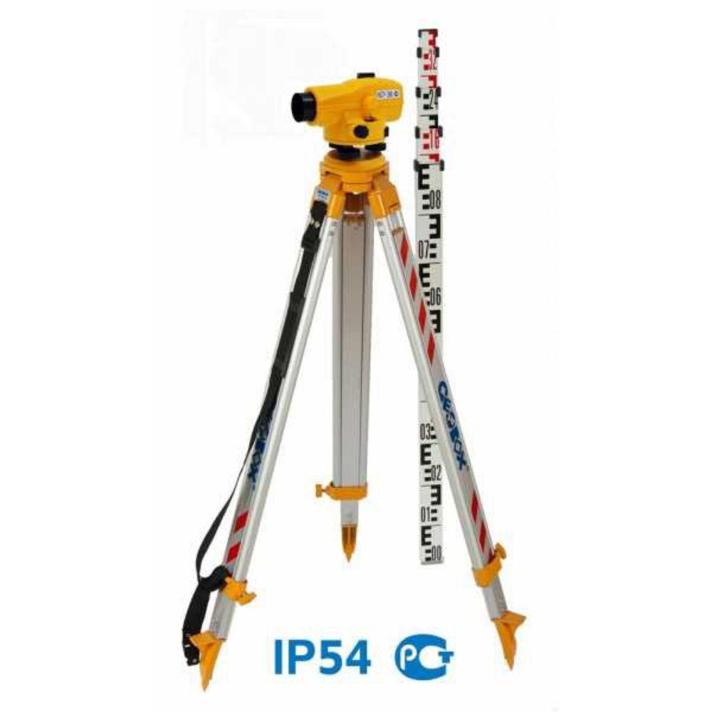 Оптический нивелир GEOBOX N7-36 TRIO 100167