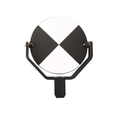 "Круглая черно-белая марка 6"" Trimble 6705-10-TR"