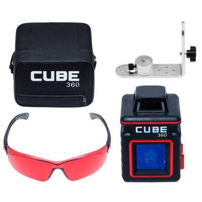 Лазерный уровень ADA Cube 360 Home Edition (А00444)