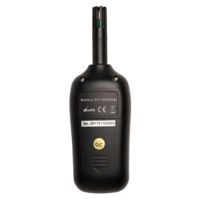 Измеритель влажности и температуры контактный ADA ZHT 100-70 А00516