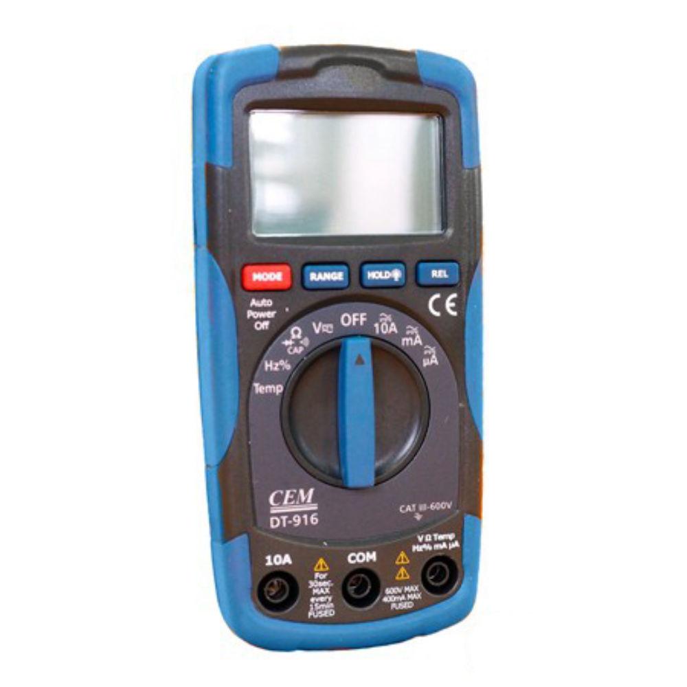 Мультиметр CEM DT-916 481394