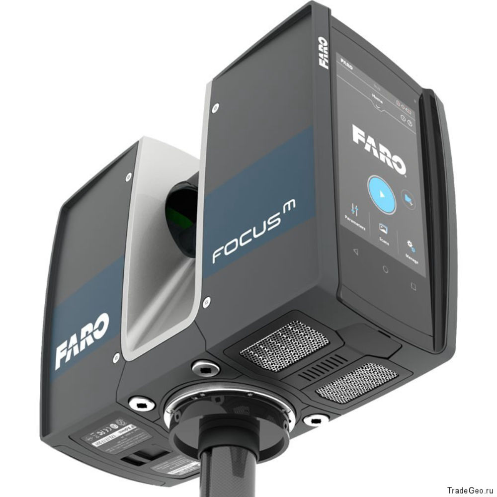 Лазерный сканер FARO FOCUS M70 (ПО Faro Scene в комплекте)