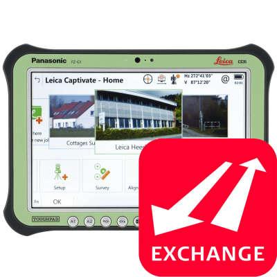 Программное обеспечение Leica Exchange для CS3x (827734)