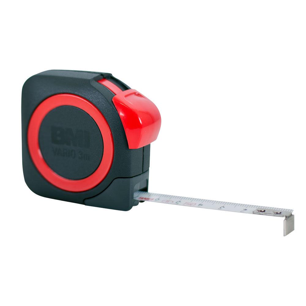 Рулетка BMI VARIO 3m Standart с поверкой 411341120/п