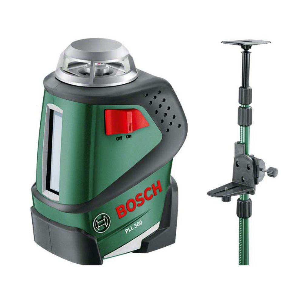 Лазерный уровень Bosch PLL 360 Basic +TT 320 0603663002