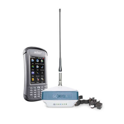 Комплект GNSS-приемника Sokkia GRX3 UHF/GSM + Archer2