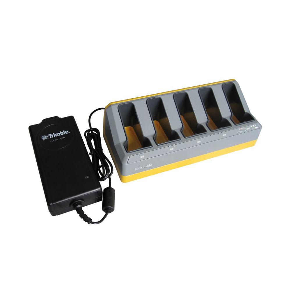 Зарядное устройство для Trimble S5/S7/S9 (5 слотов, блок и кабель питания) 51693-04