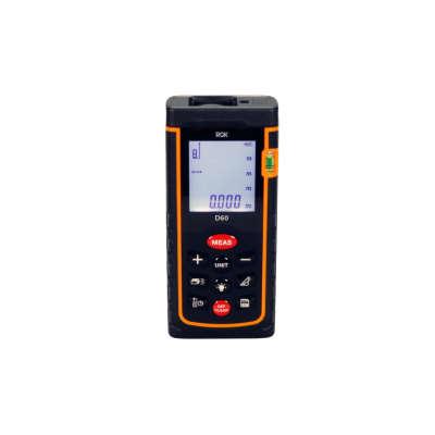 Лазерный дальномер RGK D60 NEW 4610011870613