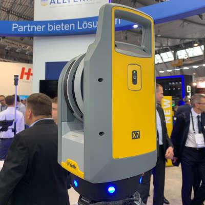 Наземный 3D-сканер Trimble X7 +  Perspective Software X7-100-00-BYOD